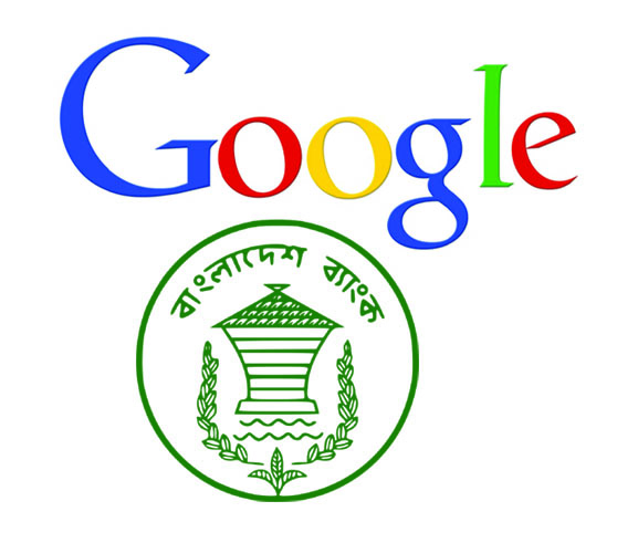 Google & Bangladesh Bank